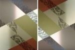 Díptico con nuevas texturas